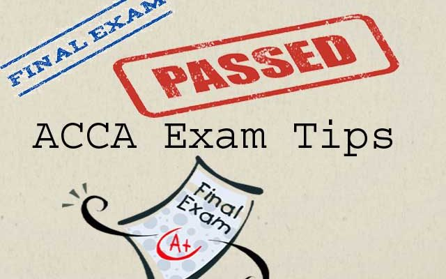 ACCA Exam Tips September 2019 Important Topics