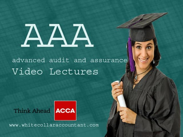 ACCA AAA Video Lectures
