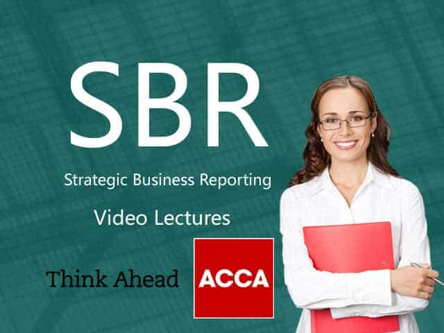 ACCA SBR Video Lectures
