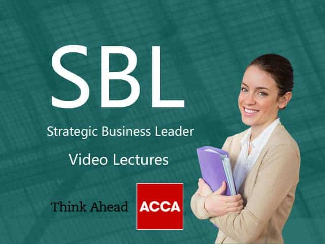ACCA SBL Video Lectures