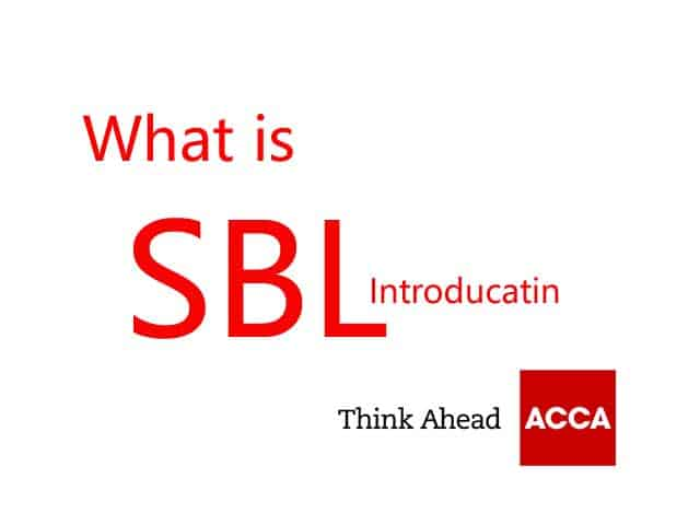 What is SBL