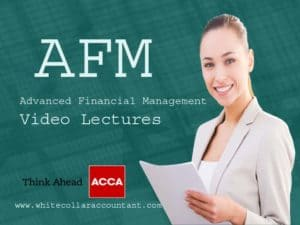 ACCA AFM Video Lectures P4