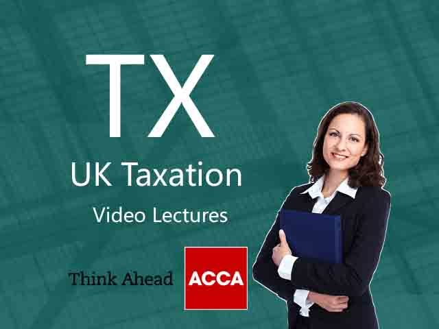 UK Taxation TX F6