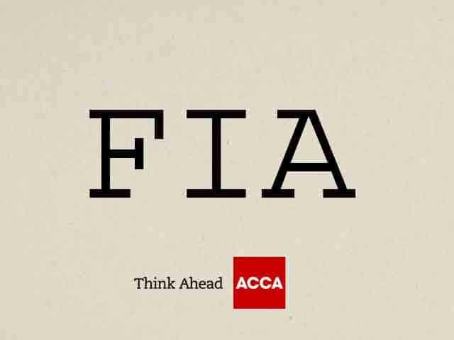ACCA FIA