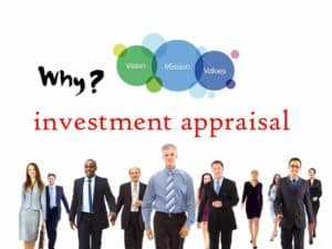investment appraisal ACCA FM