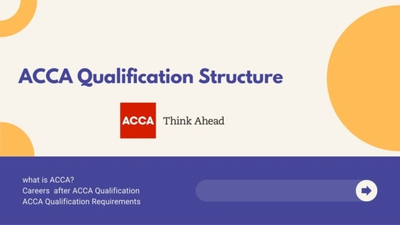 ACCA Qualification Structure